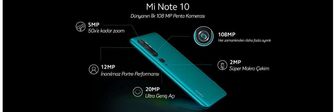 Mi Note 10 128GB