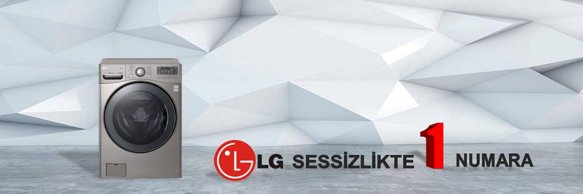 LG BEYAZ ESYA SESSİZ